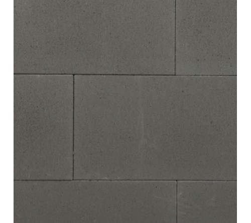 60Plus Soft Comfort 40x80x4 cm Nero