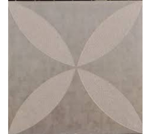 Optimum Decora Graphite Rose 60x60x4cm