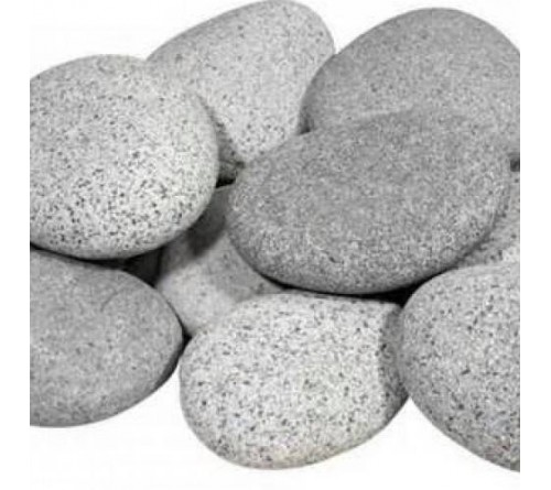 25 kg Beach pebbles 40-60 mm antraciet