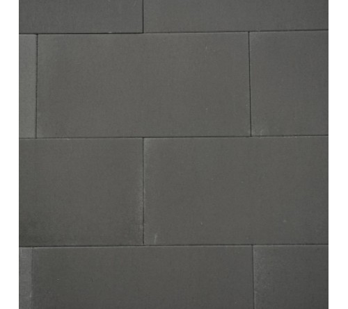60 Plus Soft Comfort 50x100x4 cm Nero